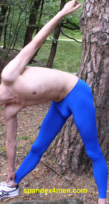 Ballet Tights Bulge http://spandex4men.com/